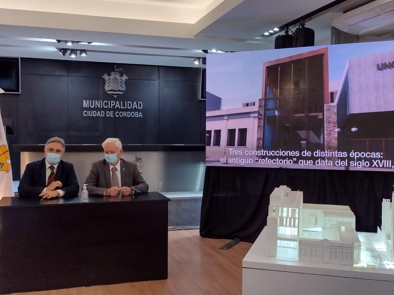 Conferencia de prensa Llaryora y Juri by LNM