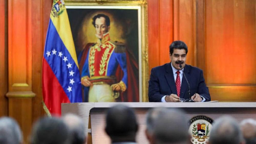Maduro dice que conspiradores planean acción violenta en Venezuela