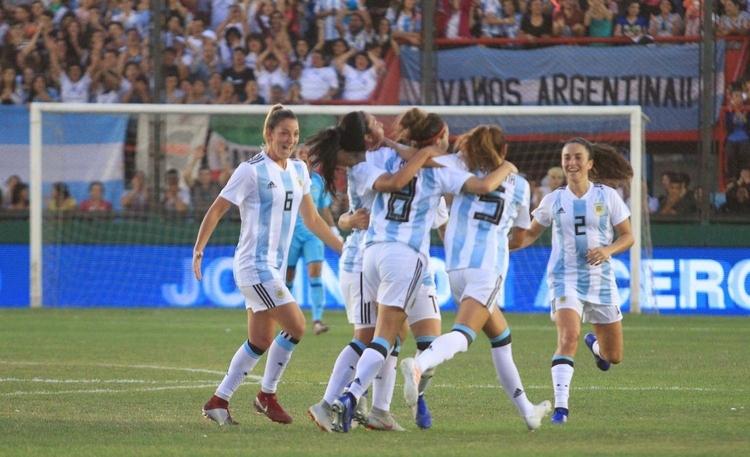 Fútbol femenino: Argentina se juega el pasaje a la Copa del Mundo Francia 2019