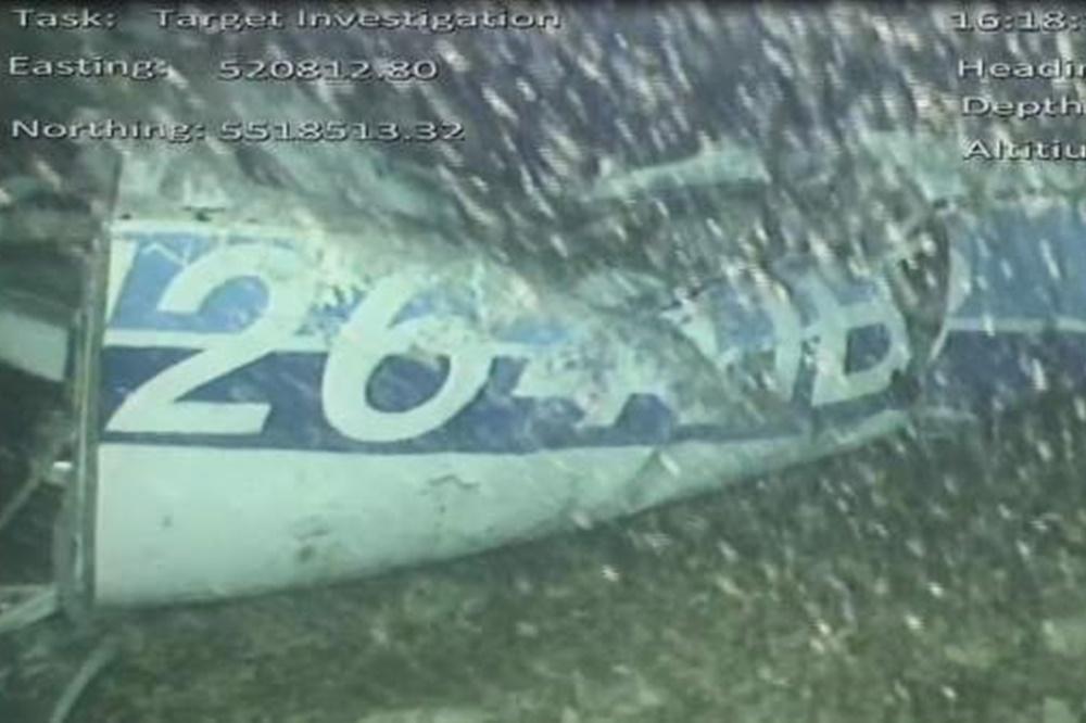 Llevan a Inglaterra el cuerpo hallado en la avioneta de Sala para identificarlo