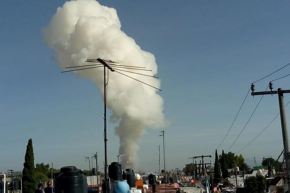 México: al menos 19 muertos tras explosiones en taller de pirotecnia