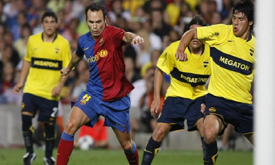 Boca jugará contra el Barcelona de Messi en agosto c8194e400a7