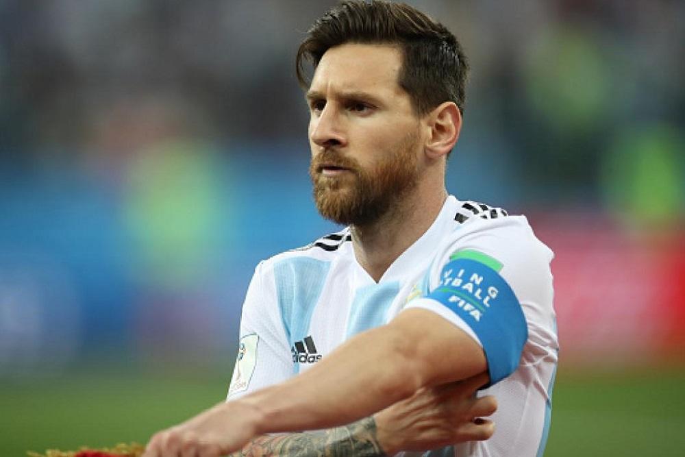 """""""No es la Selección de Messi, es la Selección Argentina"""""""