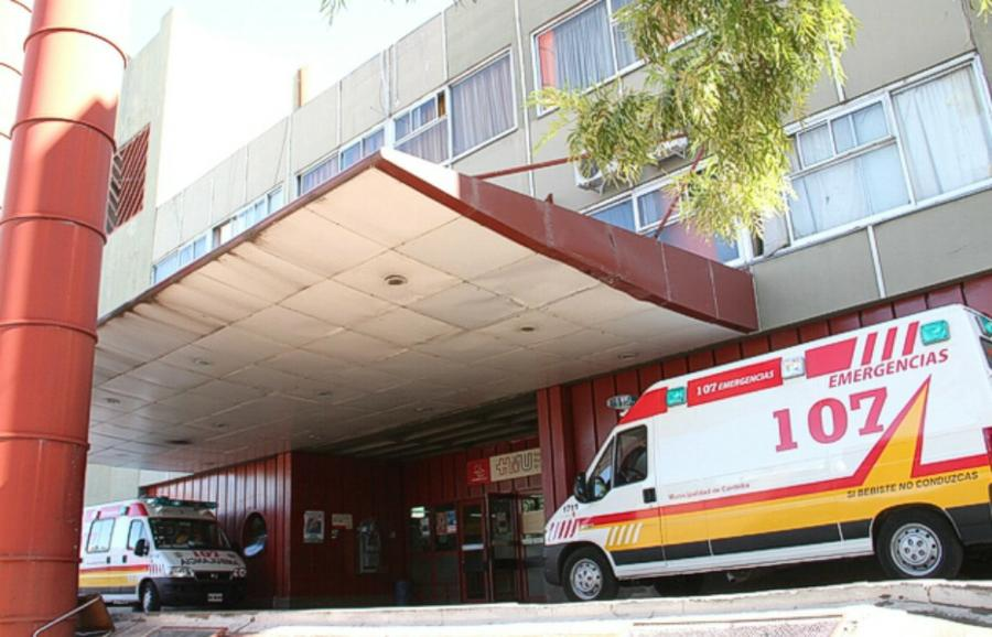 Ambulancia urgencias