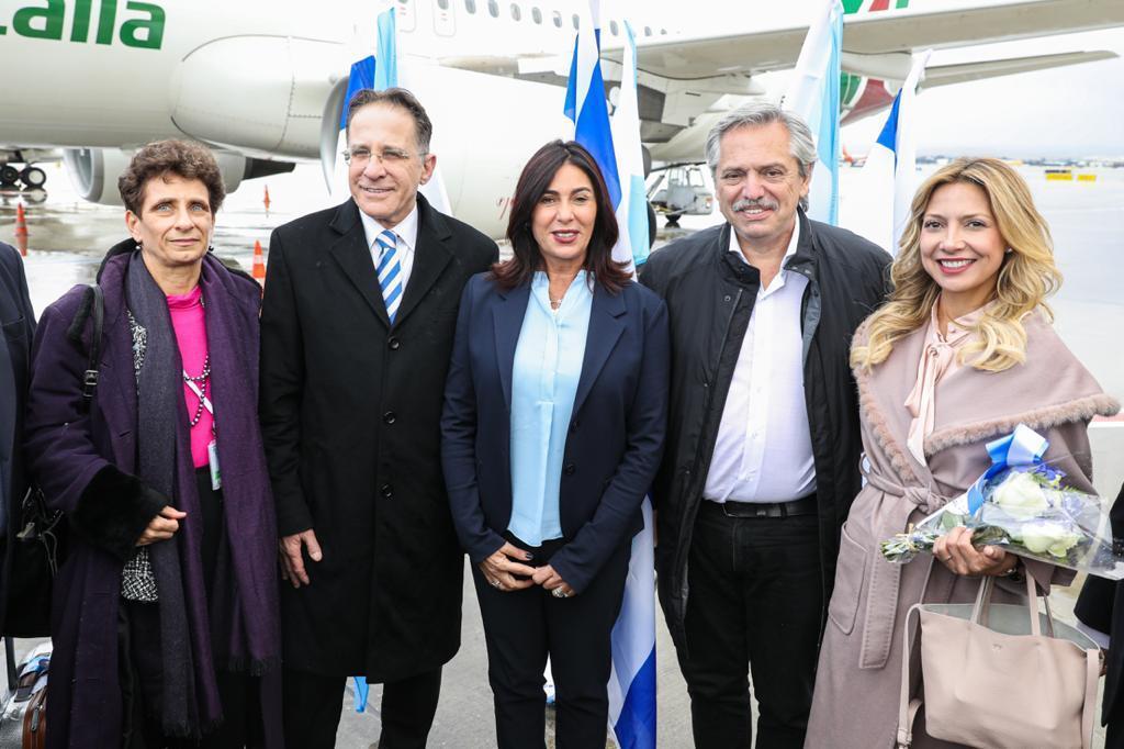 viaje de Alberto a Israel (1)