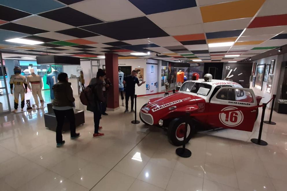 El Museo Provincial del Deporte abrirá también los fines de semana