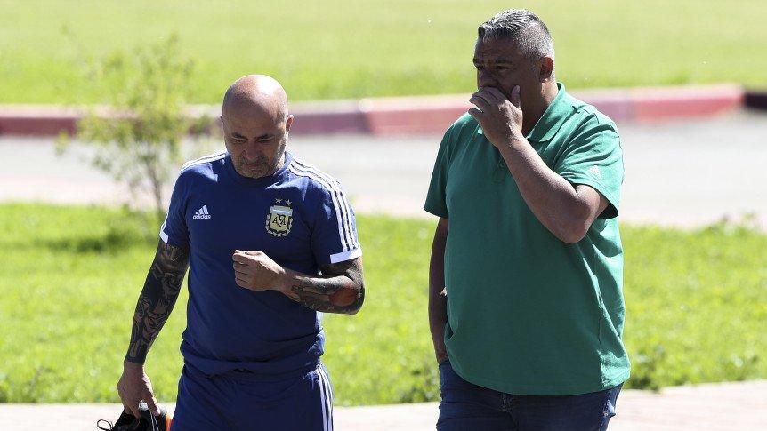 "Rusia 2018: ¿Sampaoli estuvo a punto de caer y ""Chiqui"" Tapia lo sostuvo?"