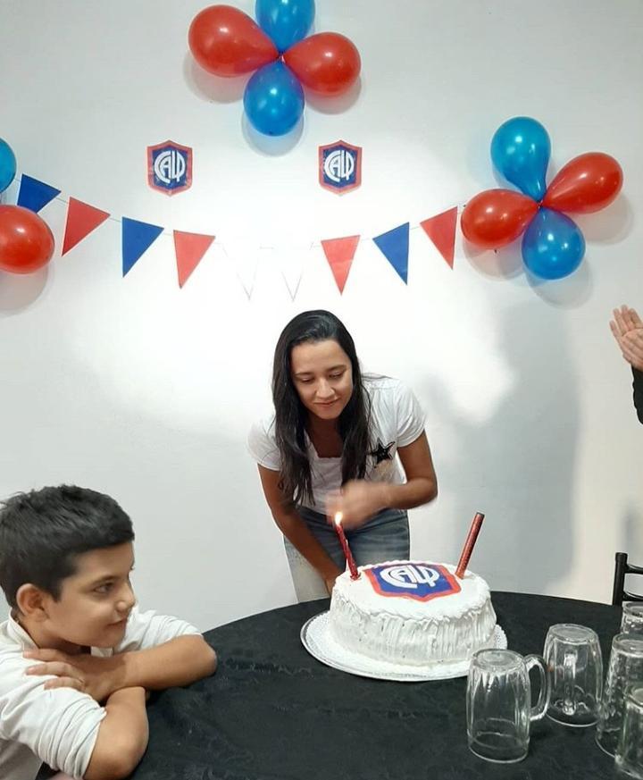 Brandalise cumpleaños