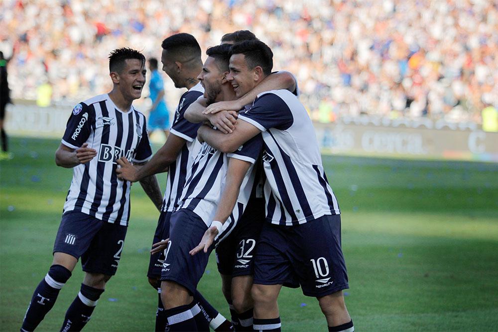 Talleres y una goleada sobre Belgrano para reconciliarse consigo mismo