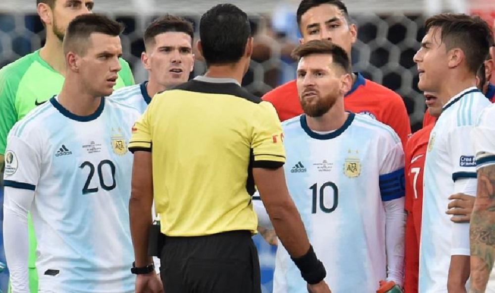 """El descargo de Messi: tuvo """"estrés emocional"""" en el momento de declarar"""