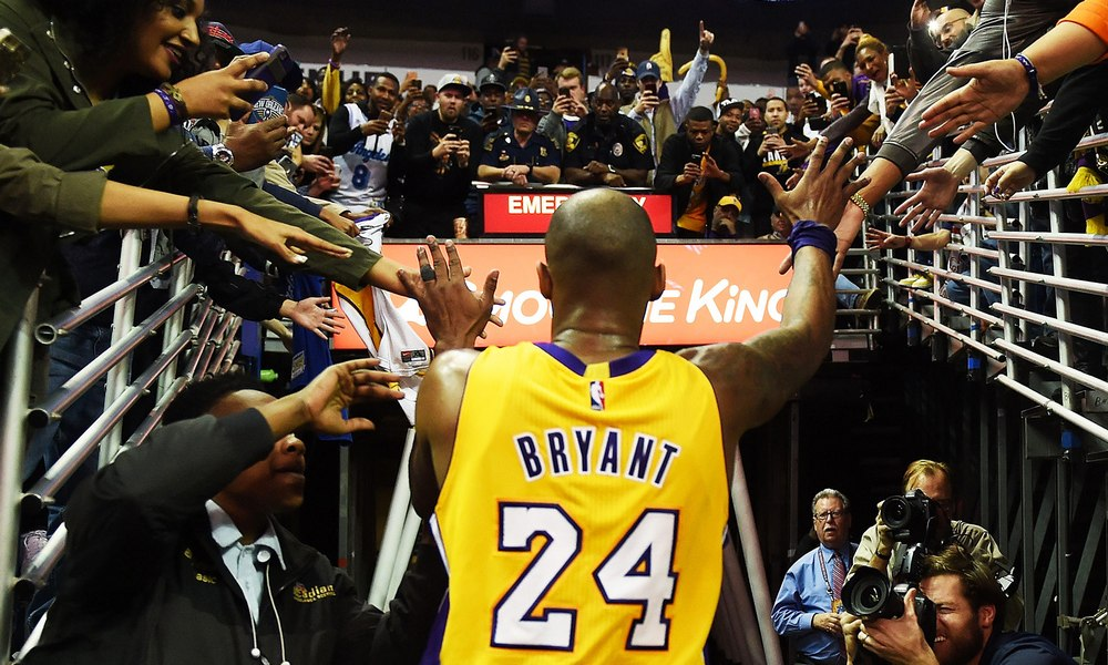 Gracias por tanto Kobe!!