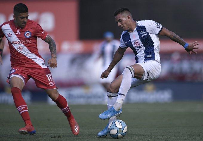 Talleres no levanta y preocupa: cayó 1 a 0 contra Argentinos Juniors