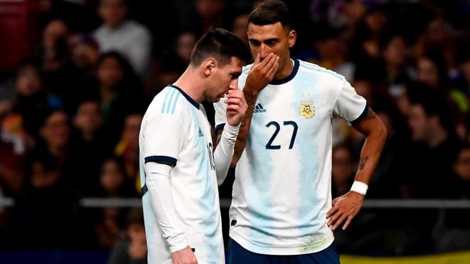 Matías Suárez, con grandes chances de ir a la Copa América