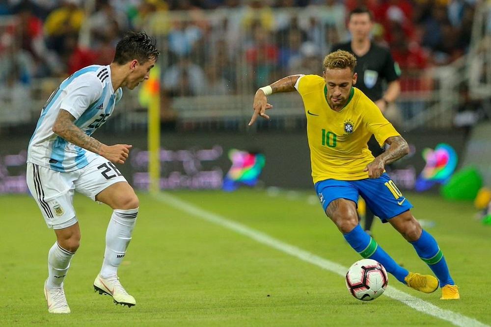 Confirman lugar y fecha para un nuevo amistoso entre Argentina y Brasil