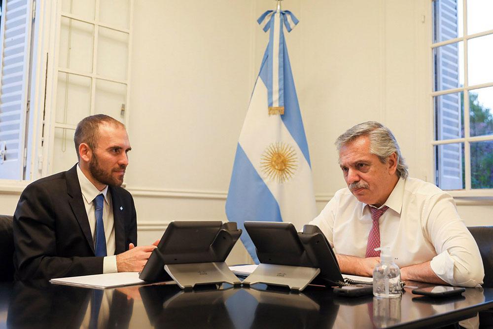 Alberto Fernández informará las cifras del canje de deuda