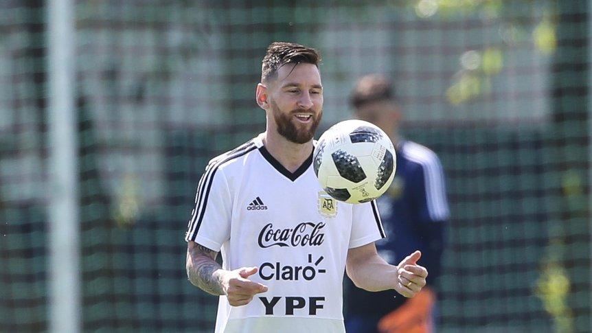 Messi, el deseo de ganar algo con Argentina y el mundial de Qatar