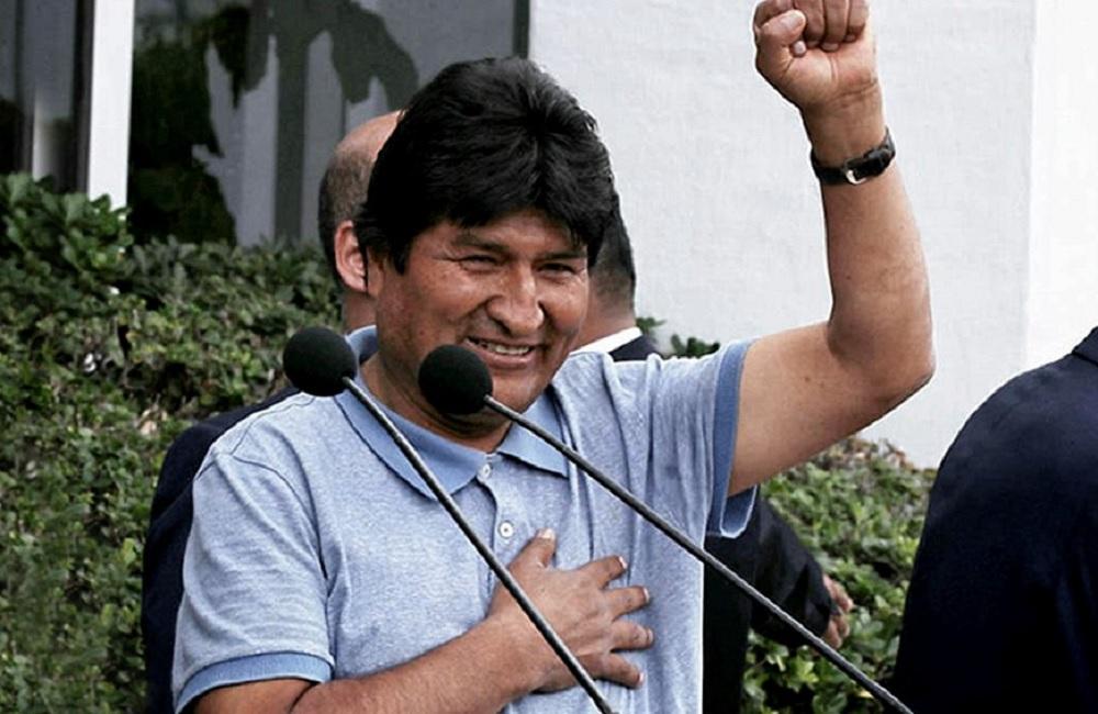 Evo Morales planifica desde Buenos Aires la campaña electoral del MAS
