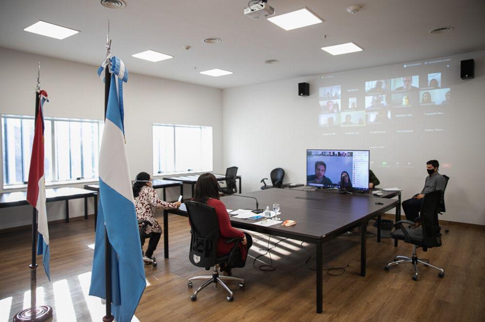 Nadie Fernández Comision Ambiente Legisaltura comisión virtual
