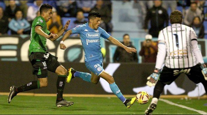 Belgrano busca su primera alegría del torneo ante Barracas Central