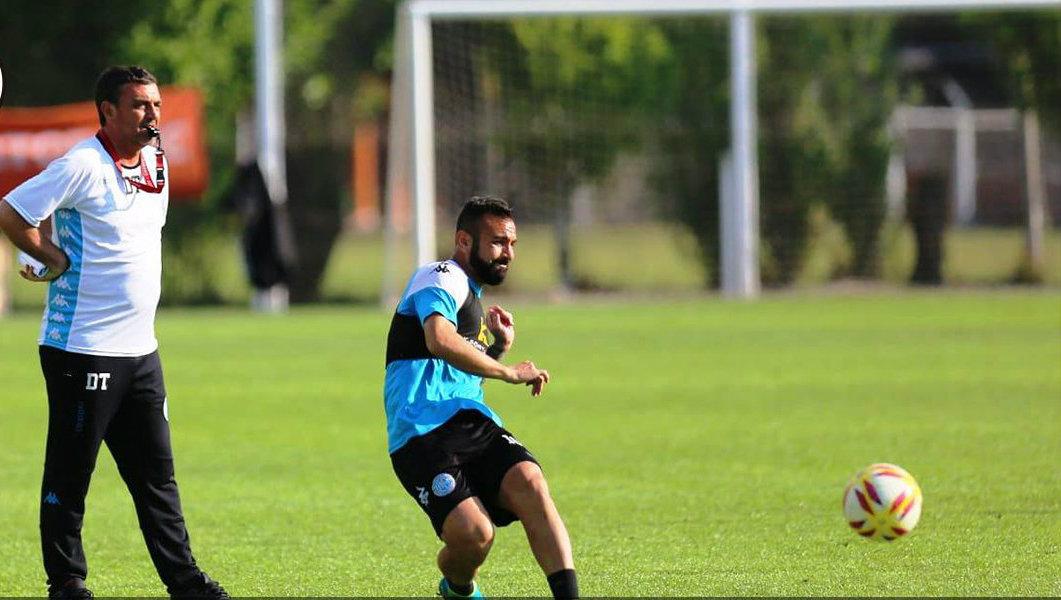 Osella definió el equipo en Belgrano, con Rigamonti recuperado