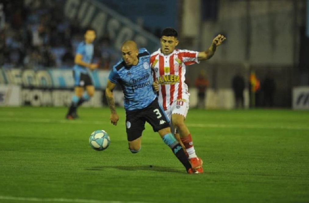 Belgrano cae por 2-0 ante Independiente Rivadavia, en Alberdi