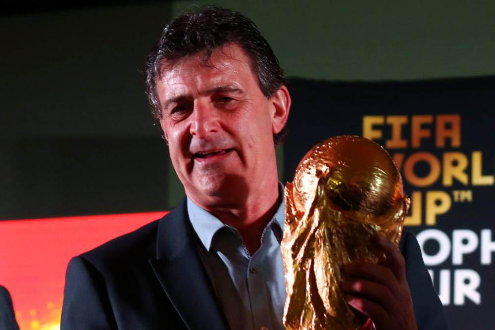 """Kempes: """"El único argentino campeón mundial, goleador y mejor jugador soy yo"""""""