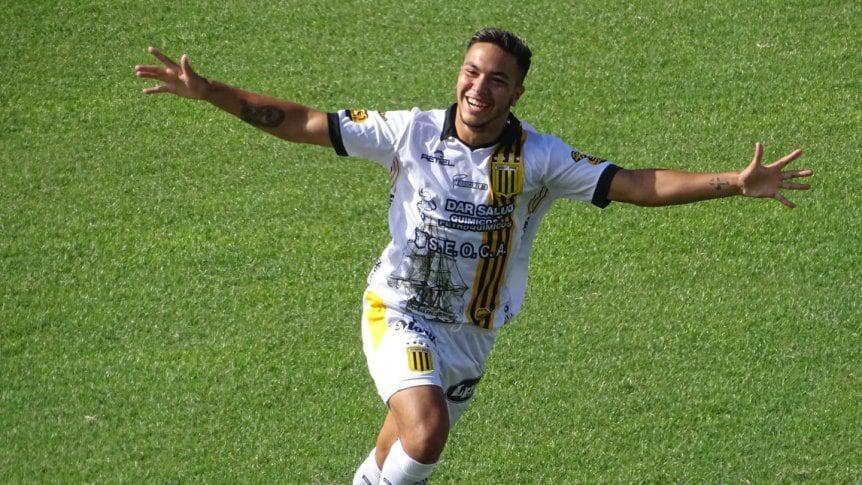 Talleres sumó al juvenil delantero Ignacio Lago como nuevo refuerzo