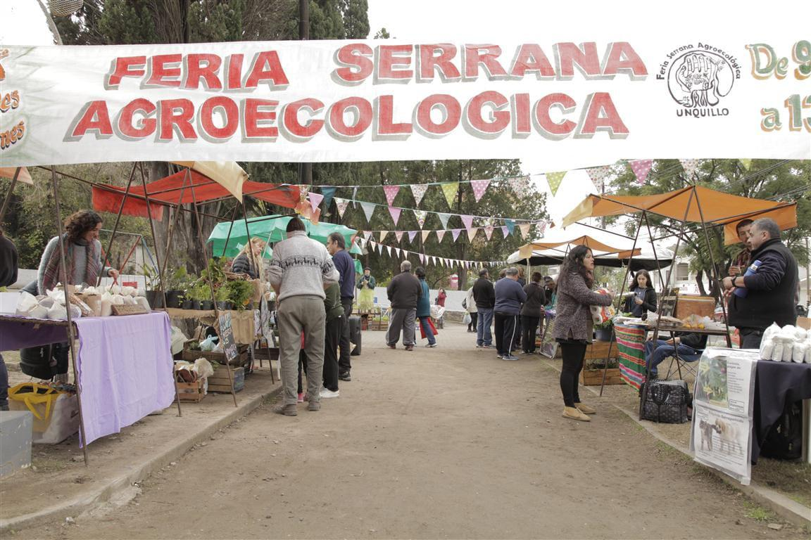 Ferias agroecológicas by gentileza