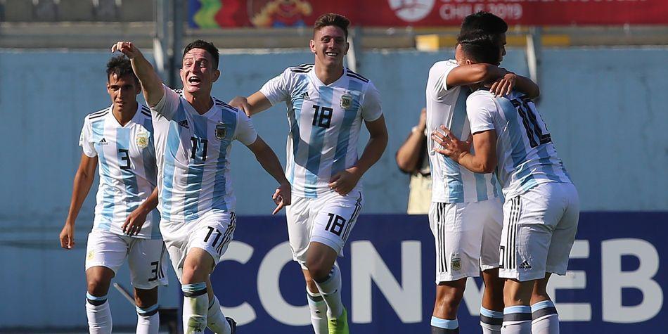 Argentina debuta en el mundial Sub 20 ante Sudáfrica