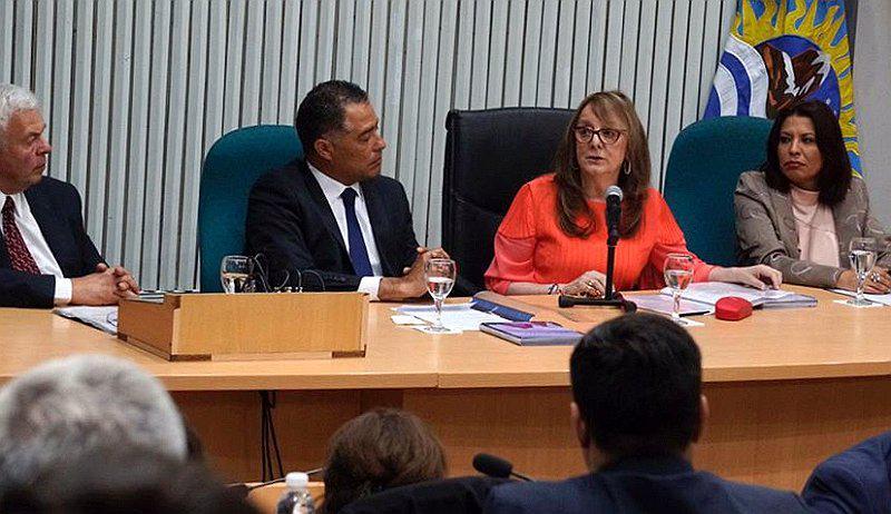 Alicia Kirchner legislatura