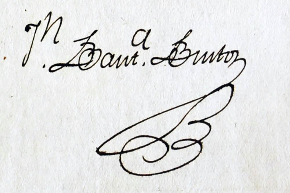 Firma Juan Bautista Bustos prensa Gobierno de Córdoba