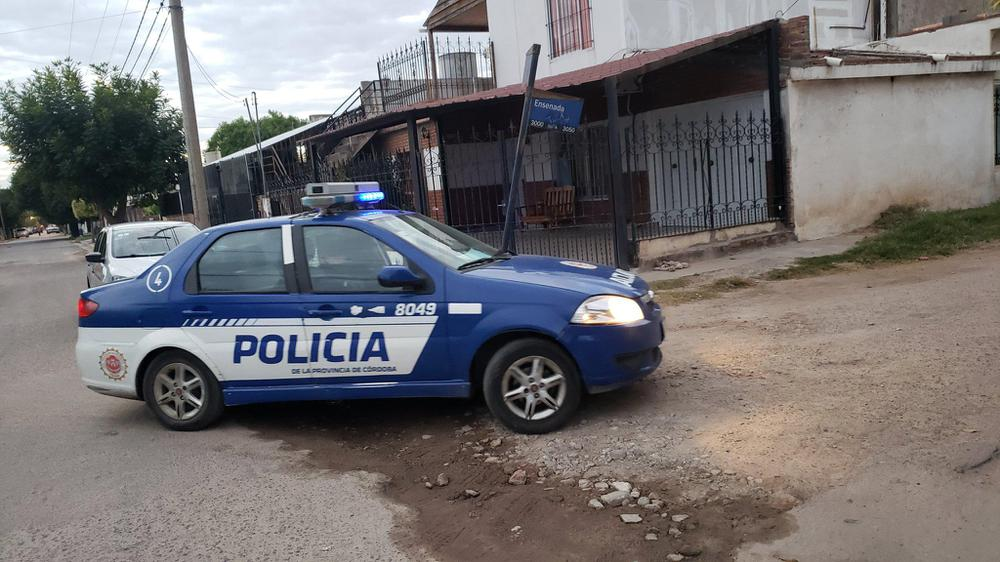 Crimen en José Hernández by @leoguevara80