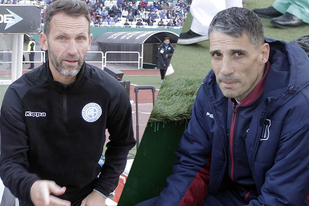 La renovación de Talleres y Belgrano para el inicio de la nueva Superliga