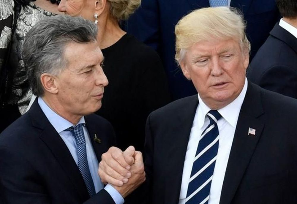 """Trump ratificó su apoyo a Macri: Argentina """"puede ser muy poderosa"""""""