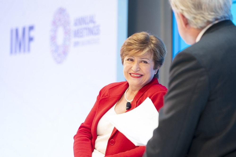 """La directora del FMI felicitó a Fernández: """"Espero colaborar con su gobierno"""""""