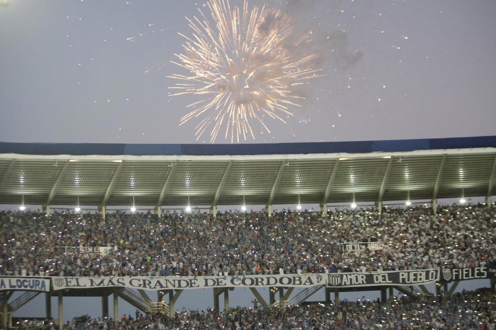 """Talleres: """"Grande por su historia, gigante por su gente"""""""