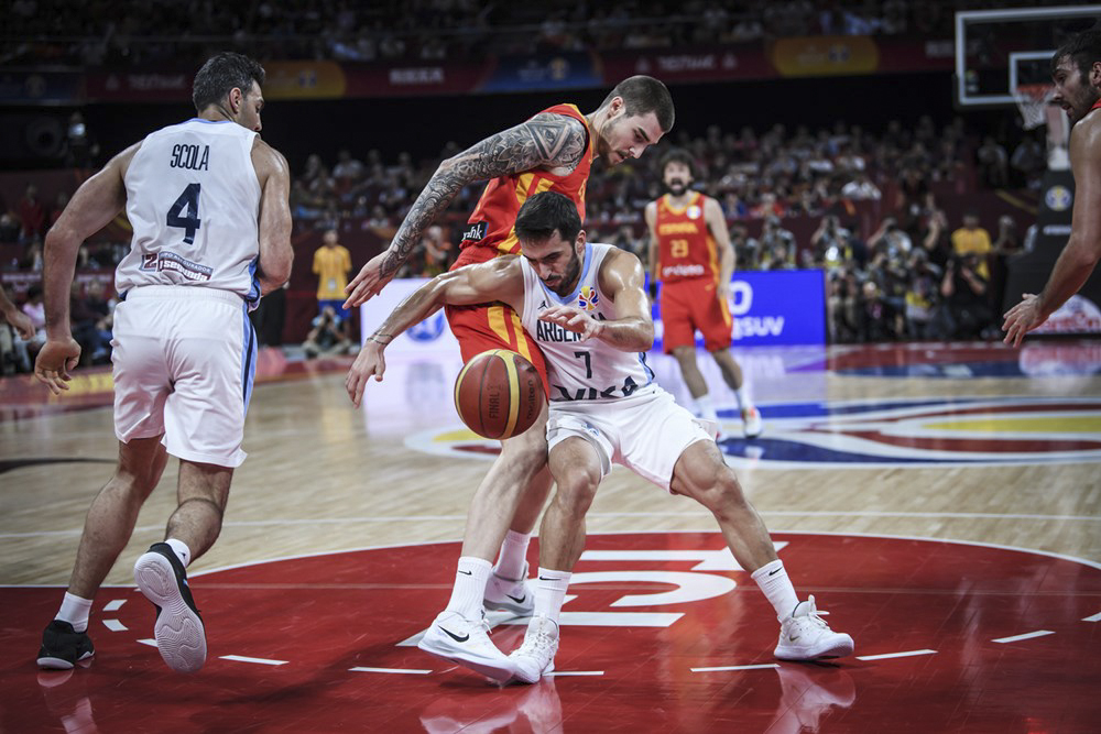 Argentina cayó ante España y se quedó con la medalla de plata en China