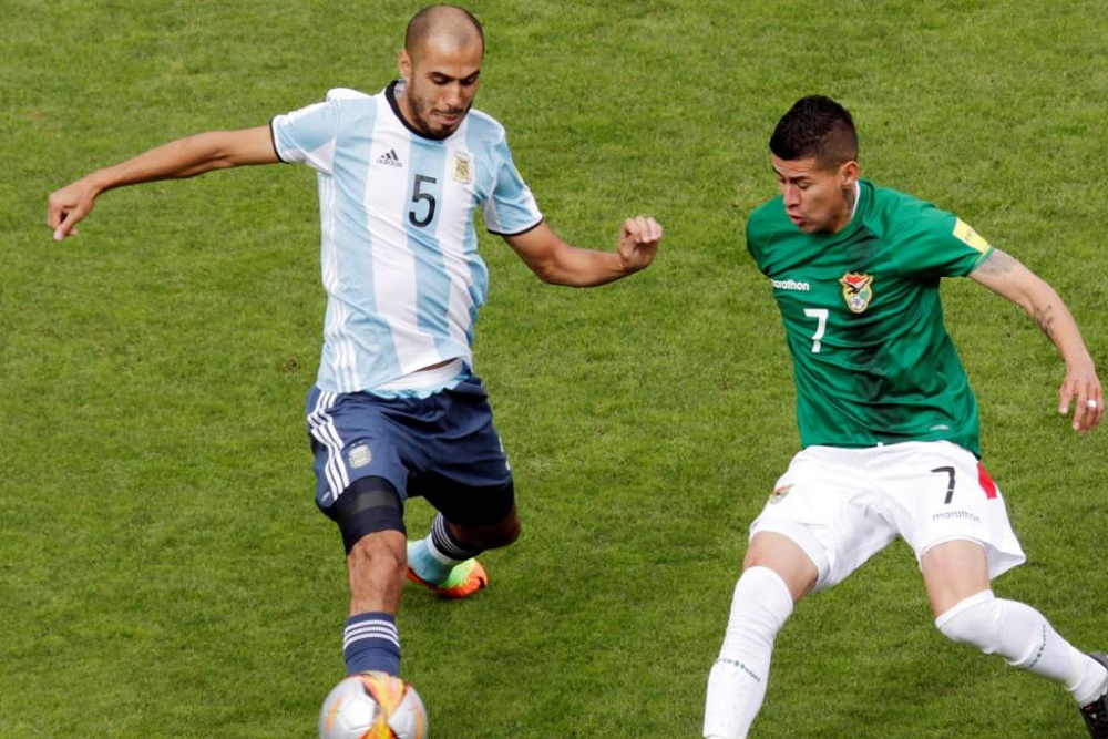 Guido Pizarro, el reemplazo de Palacios para la Copa América